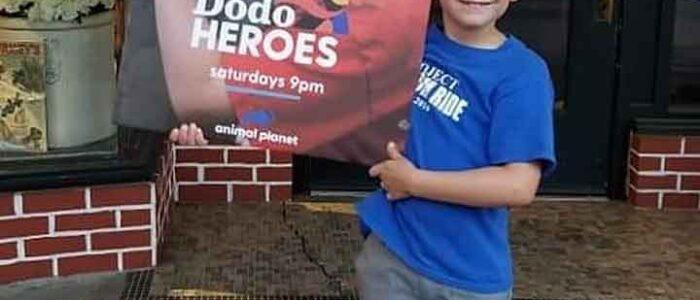 Roman McConn enfant 8 ans remporte ASPCA
