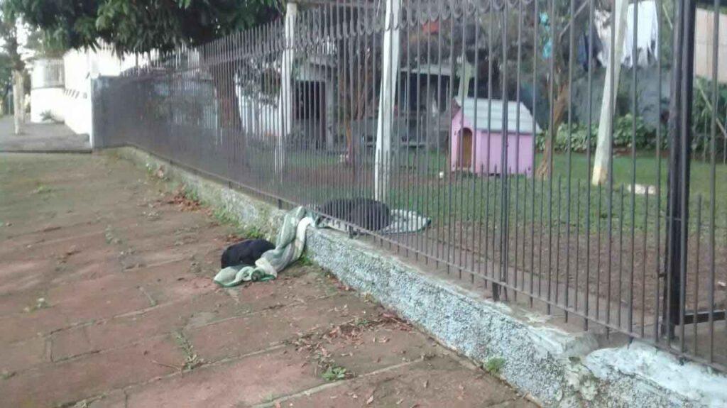 Lana Chien Couverture sans-abri