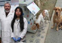 étudiante mexicaine croquettes contraceptives
