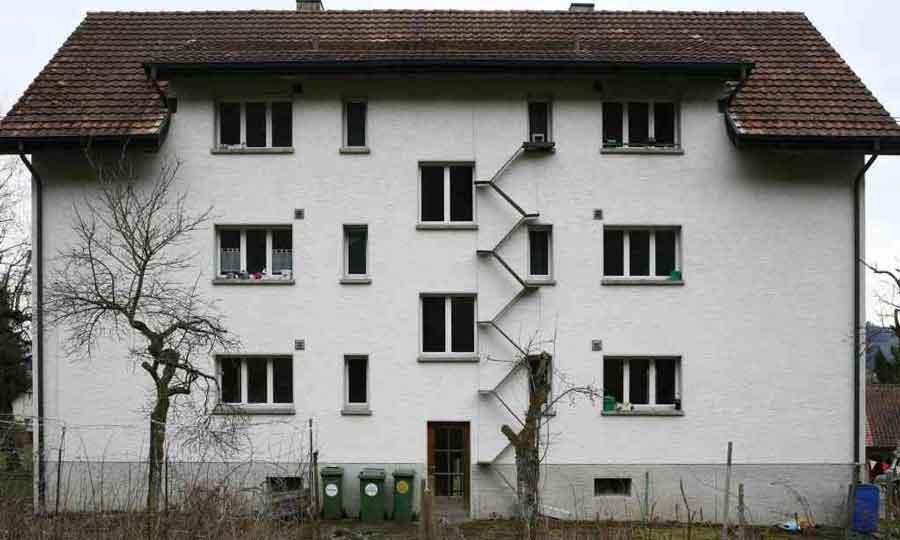 Suisse échelles chats