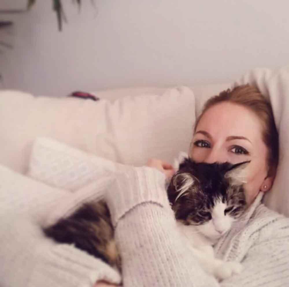 Lucy et Lily chats dépression